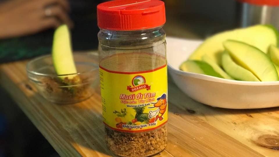 Kinh nghiệm chọn muối ớt tôm Tây Ninh