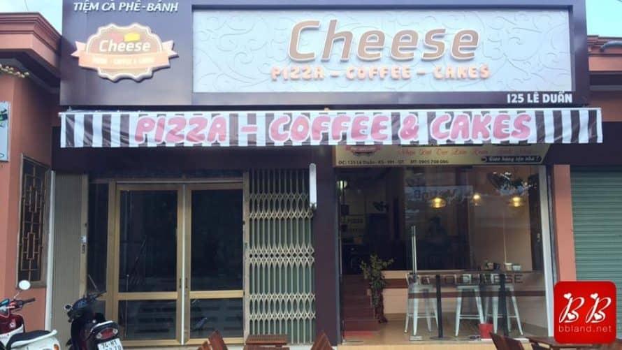 Đánh giá Tiệm Cà Phê – Bánh: Cheese (Pizza – Coffee – Cakes) ở Khe Sanh