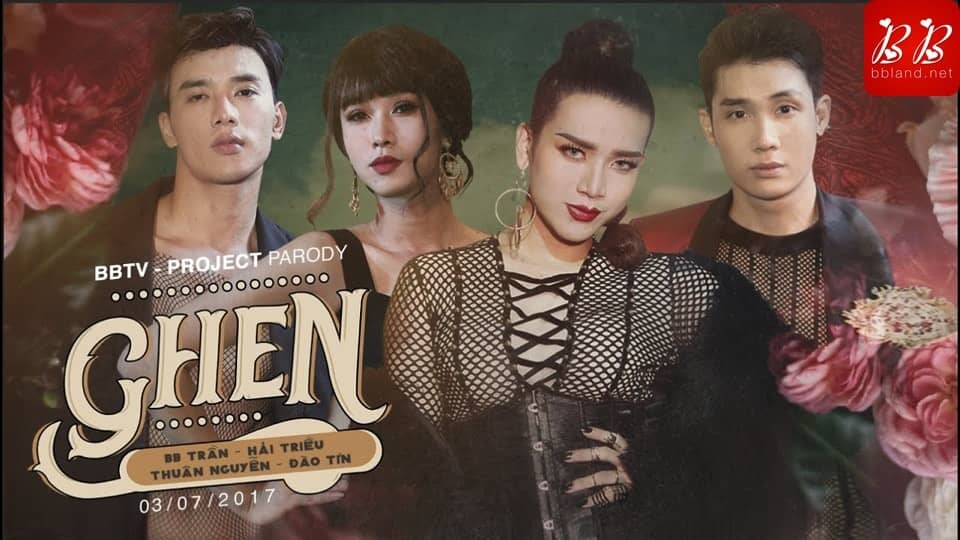[Parody] Ghen - BB Trần