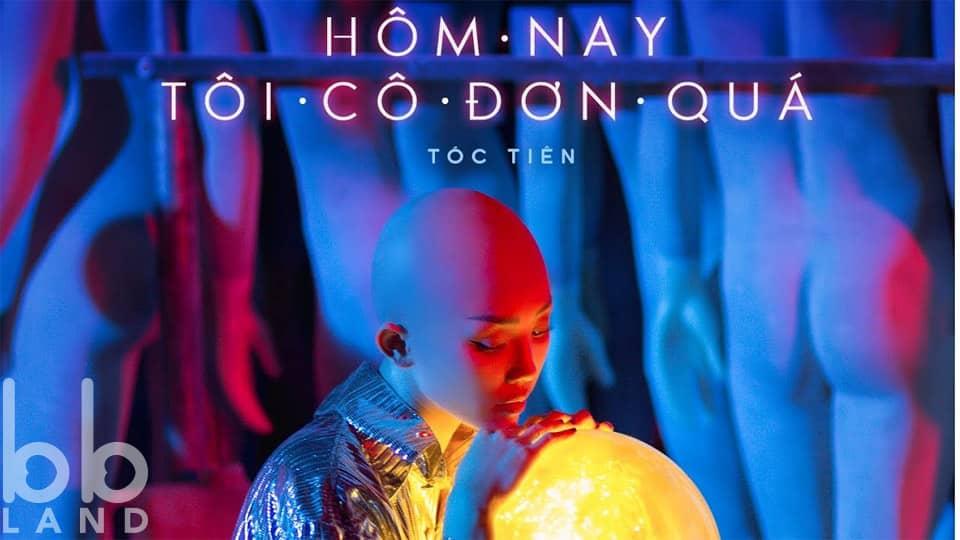 [Lyrics] Hôm Nay Tôi Cô Đơn Quá - Tóc Tiên, Rhymastic