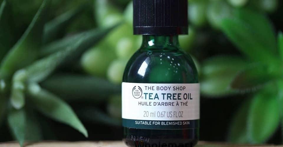 Đánh Giá Tinh dầu trà của The Body Shop