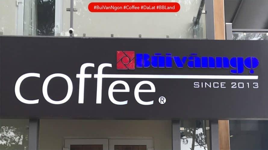 Đánh giá Bùi Văn Ngọ Coffee Đà Lạt – Xa trung tâm, nước uống được, bánh ngon