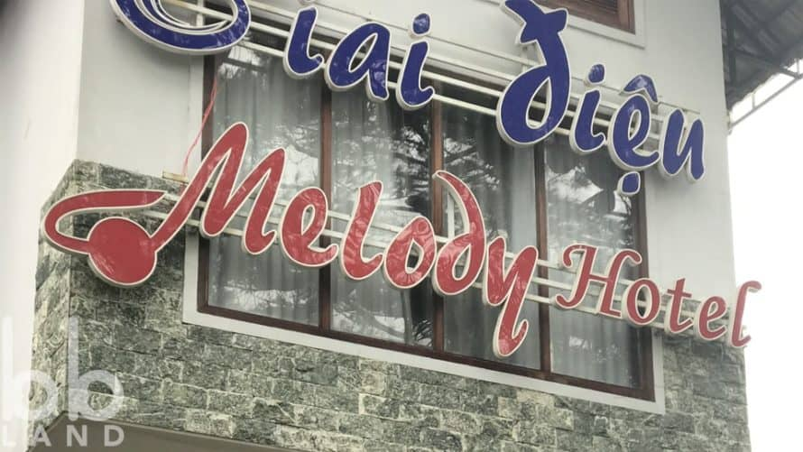 [Đà Lạt] Đánh Giá Khách Sạn Melody (Khách Sạn Giai Điệu)