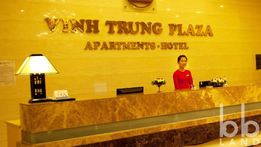 [Đà Nẵng] Đánh giá Vĩnh Trung Plaza Apartment & Hotel
