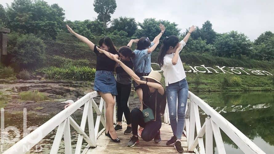 KoTam – Khu du lịch sinh thái đẹp ở Đăk Lăk