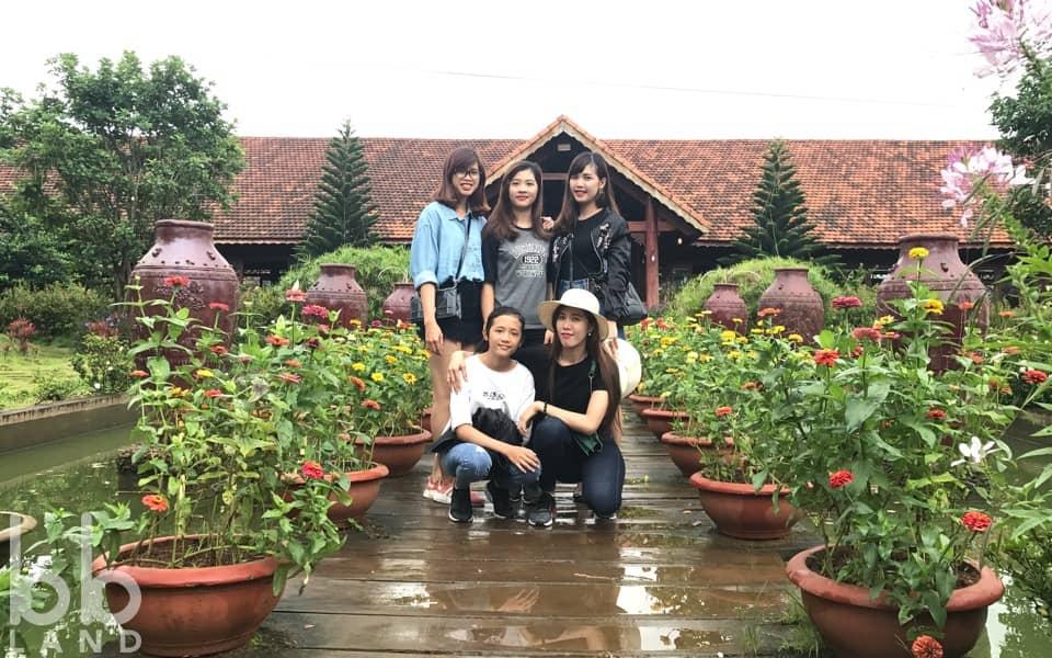 Ko Tam - Khu du lịch sinh thái đẹp ở Đăk Lăk