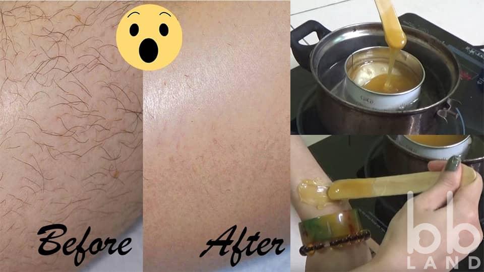 [Làm đẹp] Wax lông hiệu quả tại nhà