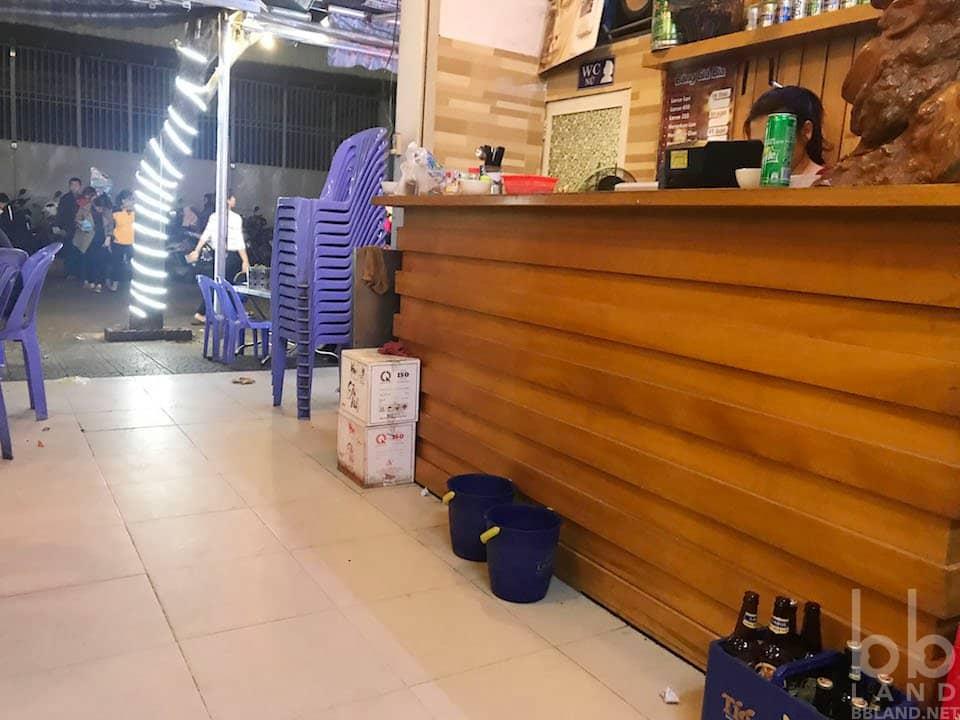 Không gian Quán Lẩu 1 Người - Quán nhậu giá rẻ ở Đà Nẵng