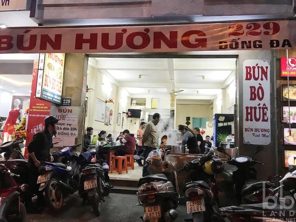 [Đà Nẵng] Đánh Giá Bún Bò Hương - Bún Bò Huế ngon ở Đà Nẵng