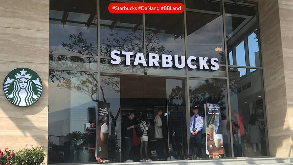 [Đà Nẵng] Đánh Giá Starbucks Đà Nẵng