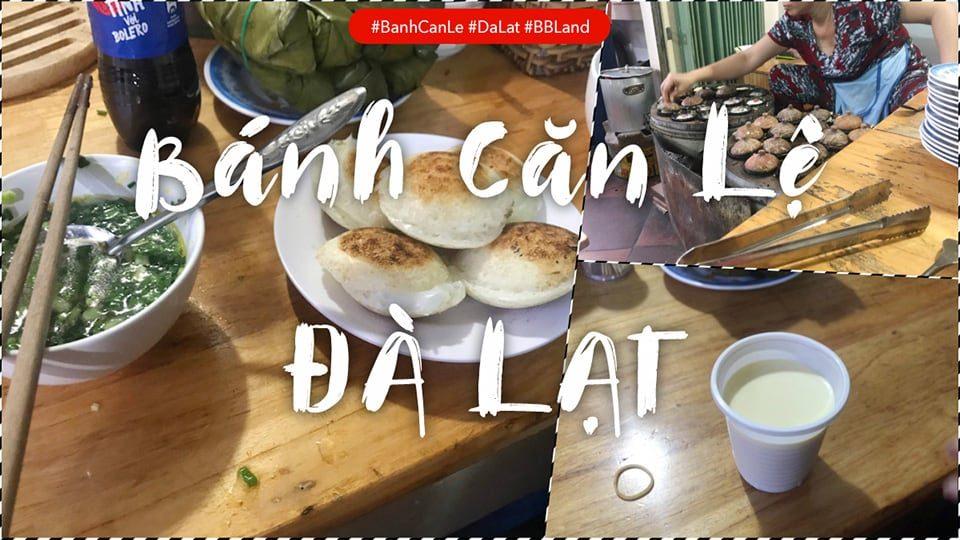 [Đà Lạt] Đánh giá quán Bánh Căn Lệ – Bánh căn ngon ở Đà Lạt?