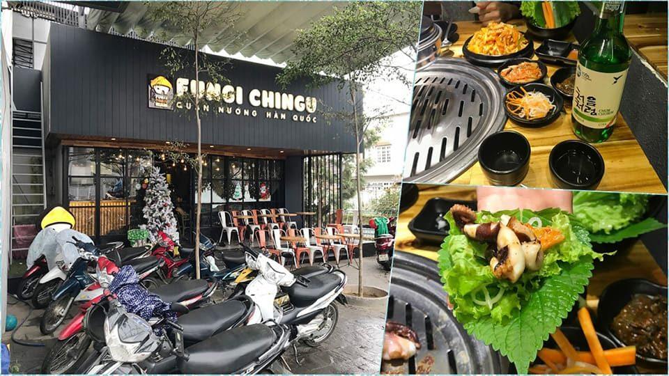 Đánh giá Fungi Chingu Đà Lạt  – Quán nướng Hàn Quốc