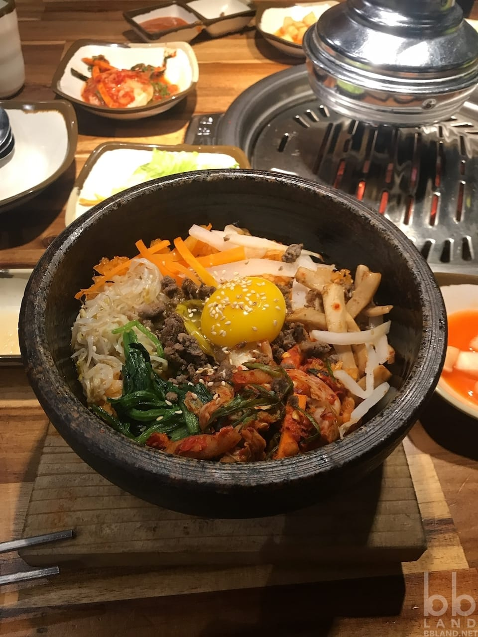 Cơm Trộn Hàn Quốc - GoGi House Đà Nẵng - Quán Thịt Nướng Hàn Quốc