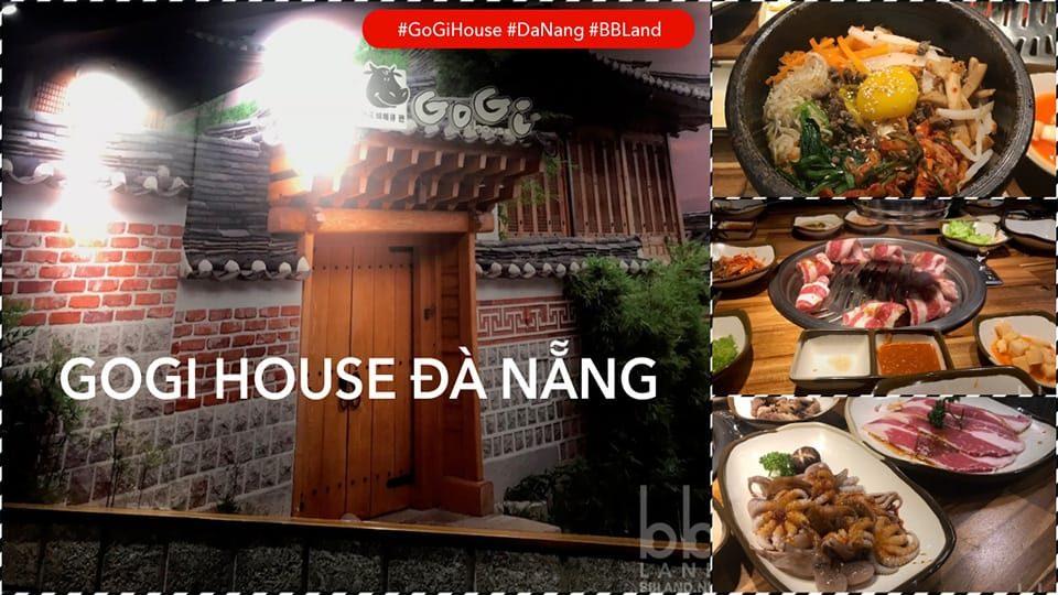 [Đà Nẵng] Đánh Giá GoGi House – Quán Nướng Hàn Quốc