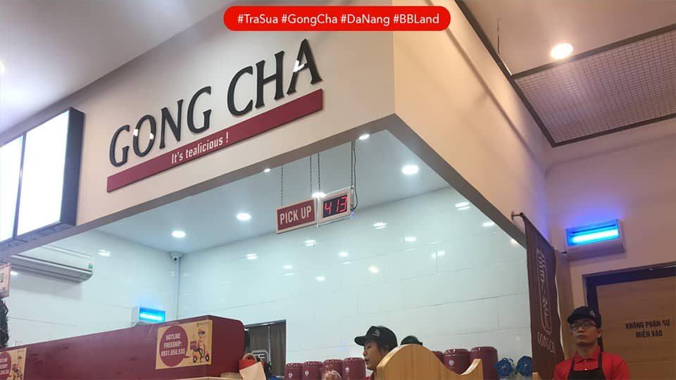 [Đà Nẵng] Đánh Giá Gong Cha – Quán trà sữa ngon ở Đà Nẵng