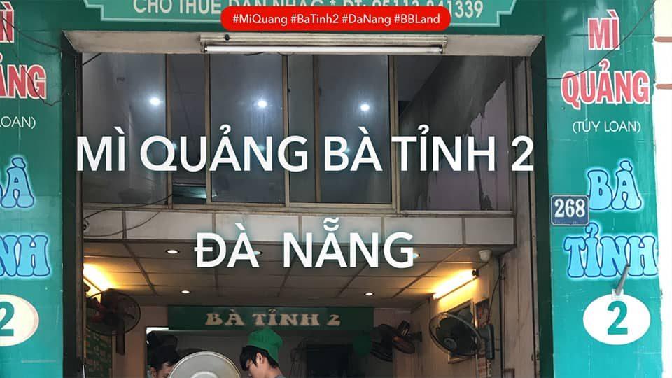 [Đà Nẵng] Đánh Giá Mì Quảng Bà Tỉnh 2 (Mì Quảng Tuý Loan)