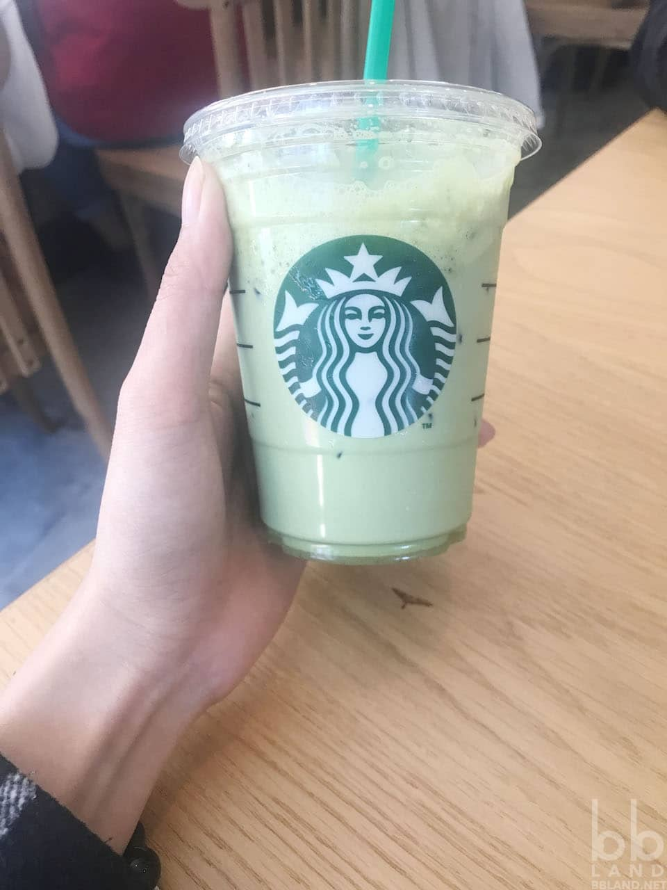 Green Tea Starbucks Đà Nẵng
