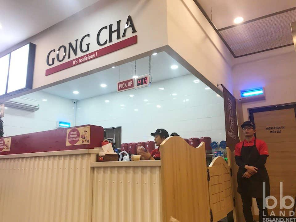 [Đà Nẵng] Đánh Giá Gong Cha - Quán trà sữa ngon ở Đà Nẵng