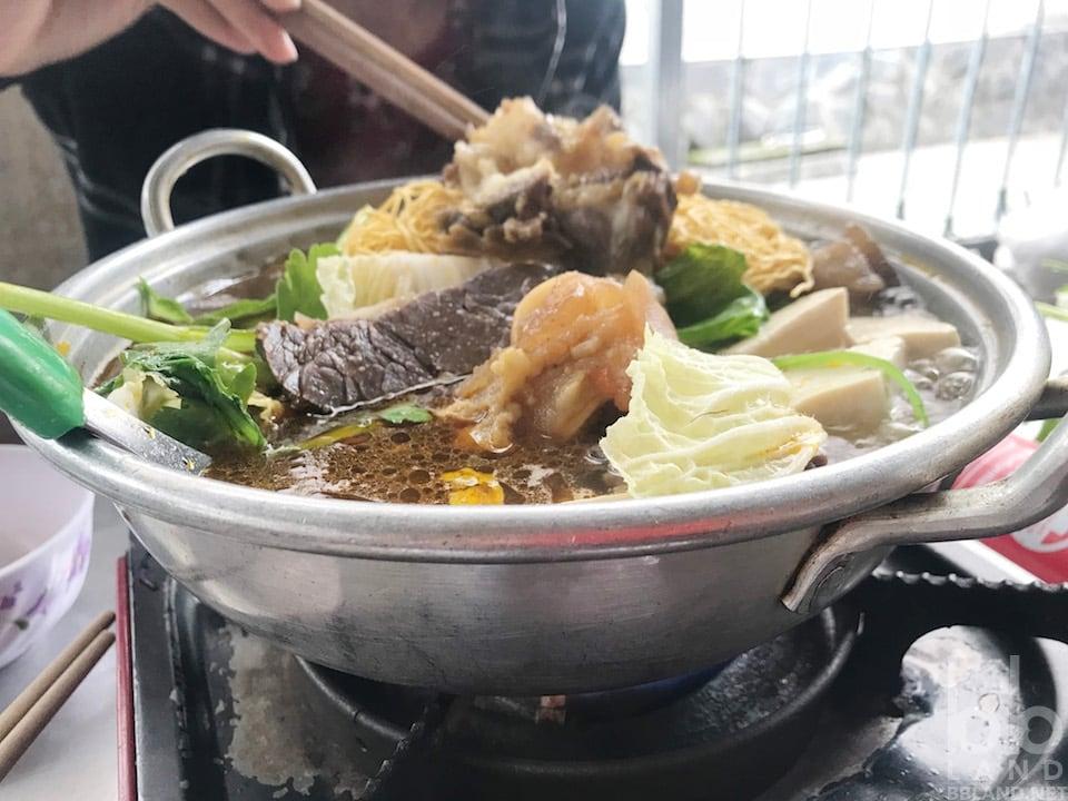 [Đà Lạt] Đánh giá Lẩu Bò Quán Gỗ (Lẩu Bò A. Ba Toa) - Lẩu bò ngon ở Đà Lạt?