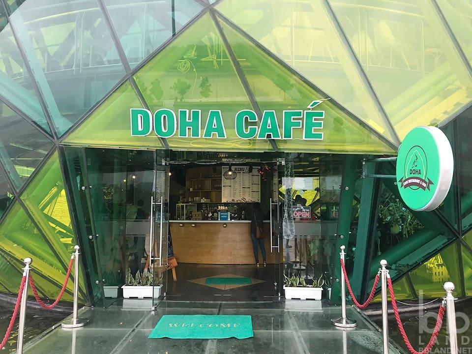 DOHA Cafe Đà Lạt