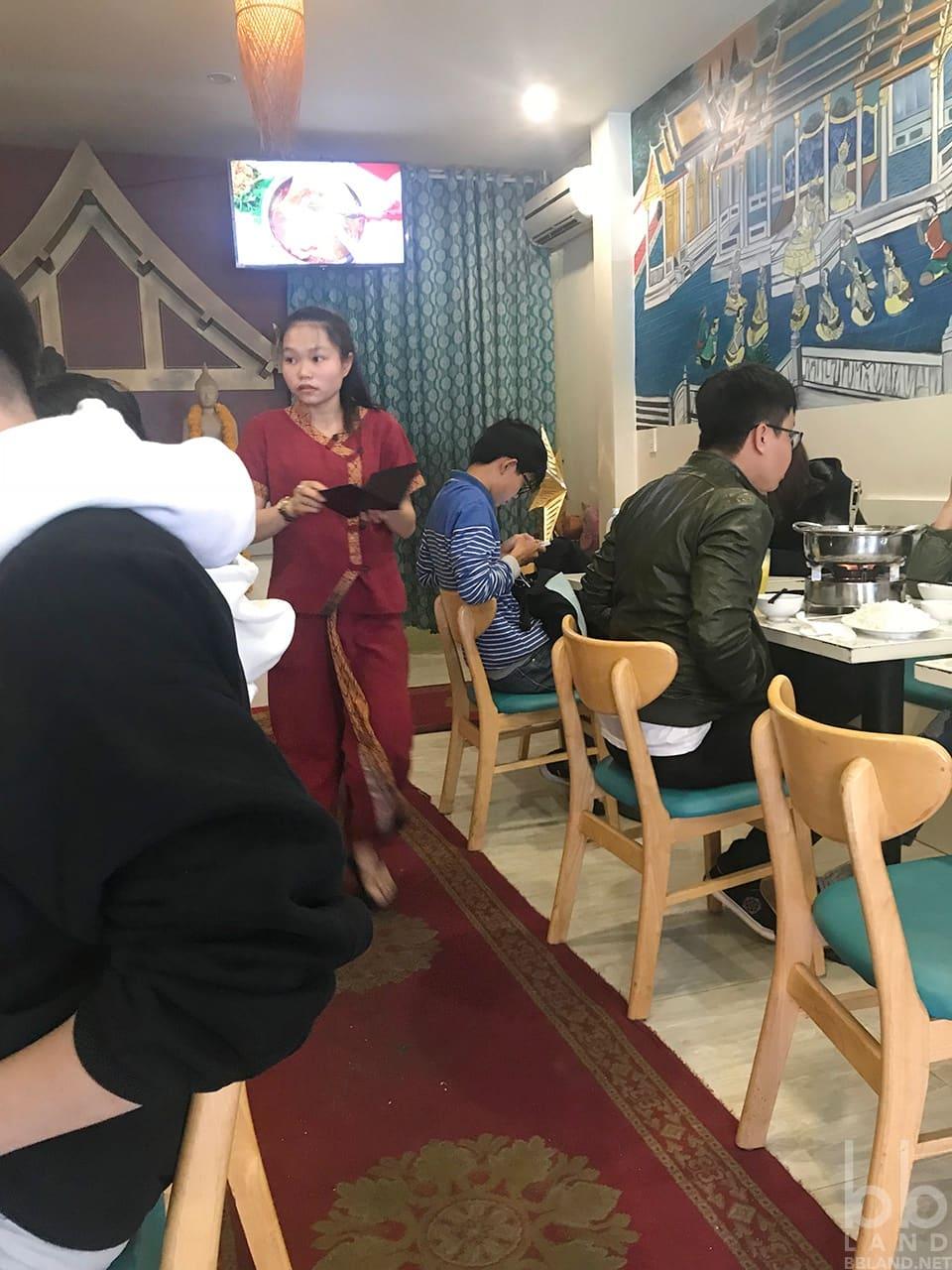 Món Thái Khap Bun Kha Đà Lạt
