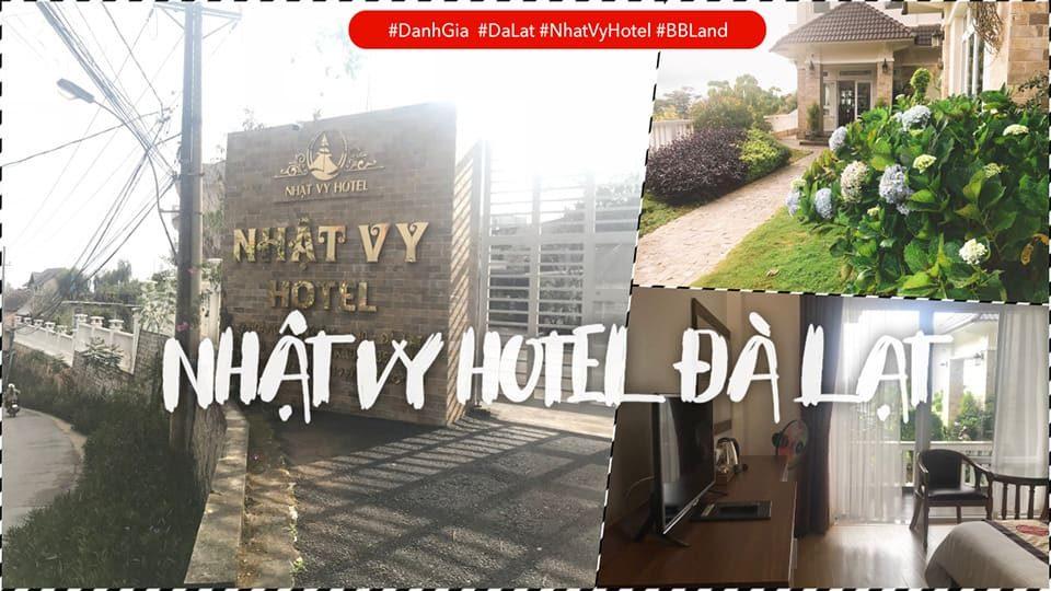 [Đà Lạt] Đánh giá Nhật Vy Hotel Đà Lạt