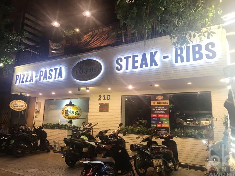 Đánh Giá Al Fresco's Đà Nẵng - Pizza, Pasta, Steak, Ribs