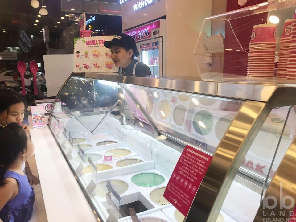 Đánh Giá Baskin Robbins Đà Nẵng - Giá cao liệu có ngon?