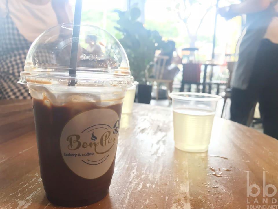 Cà Phê Sữa Sài Gòn ở Bonpas Đà Nẵng