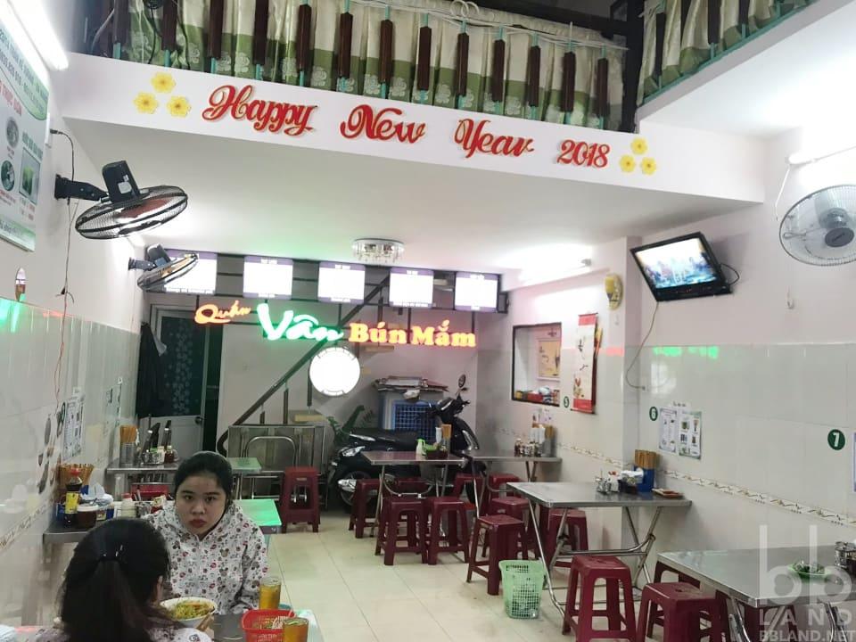 Không gian tại Bún Mắm Vân Đà Nẵng