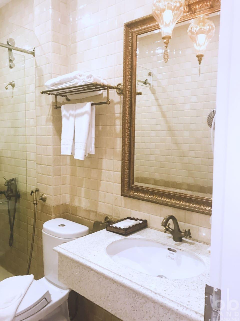 Phòng Deluxe Double tại La Vie En Rose Villa Đà Lạt