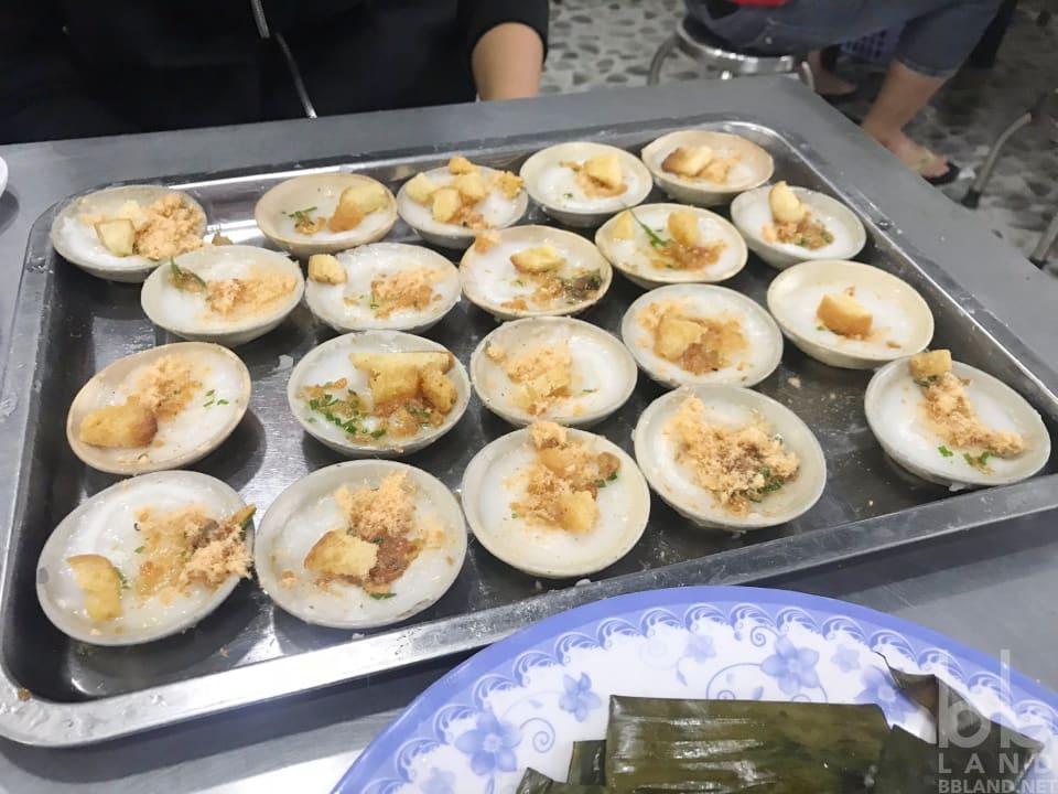 Bánh bèo tại Quán Vân Đà Nẵng