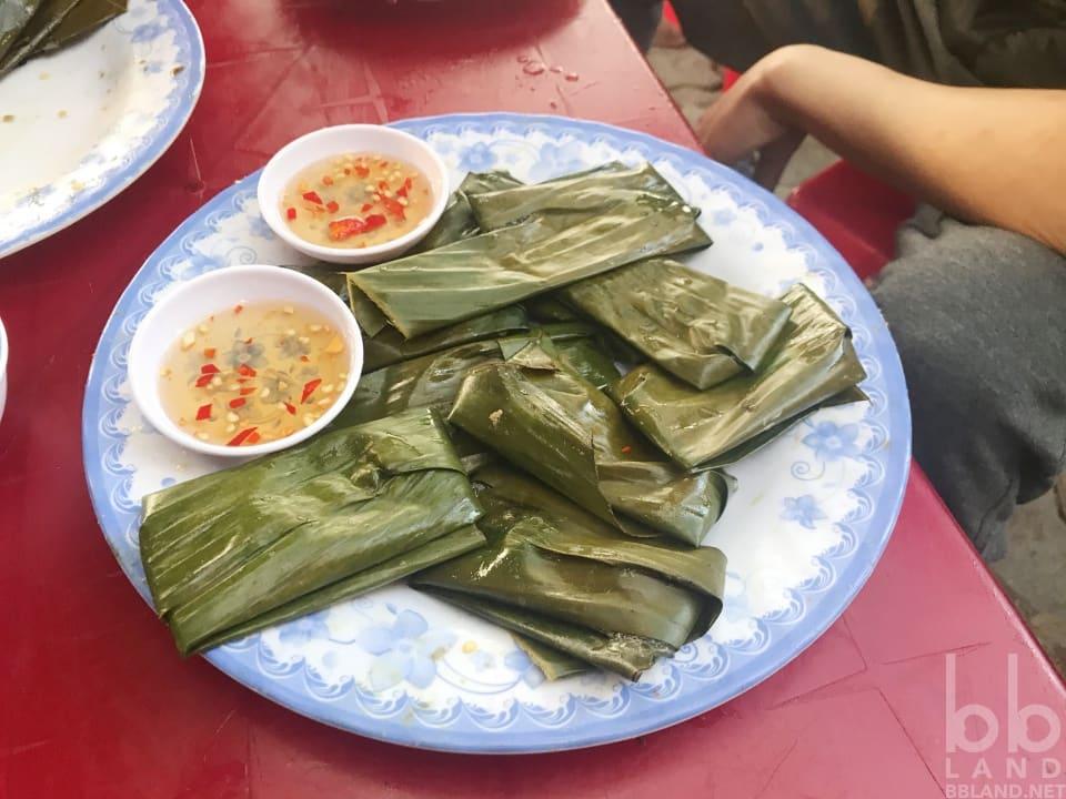 Bánh lọc tại Quán Vân Đà Nẵng