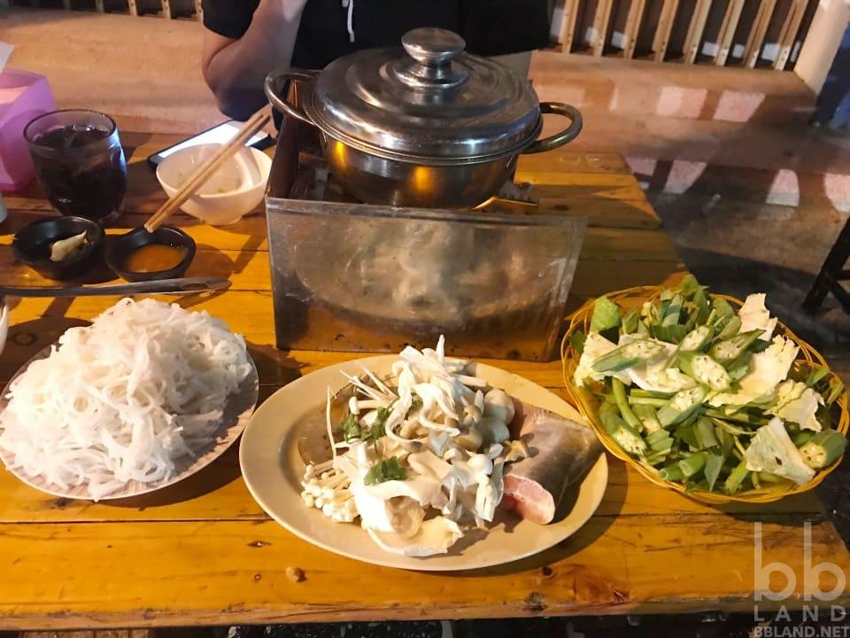 Lẩu Thái tại Thai Market Đà Nẵng