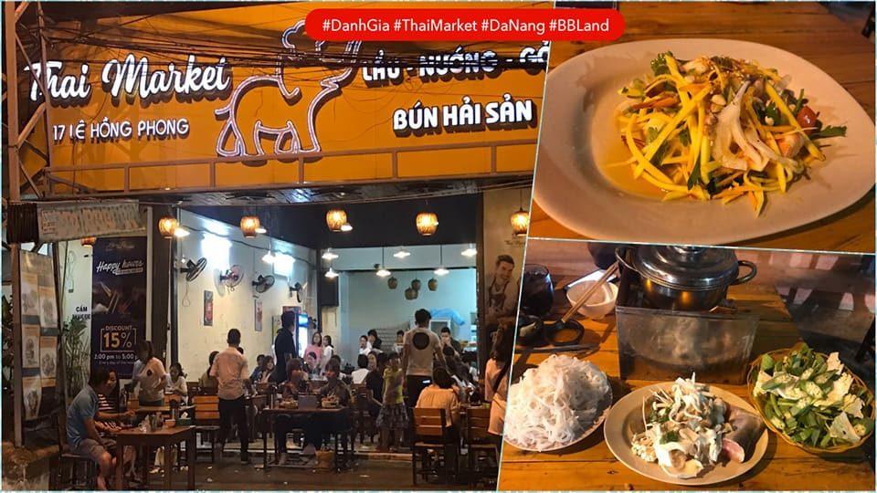 Đánh Giá Thai Market Đà Nẵng – Món thái ở Đà Nẵng liệu có ngon?